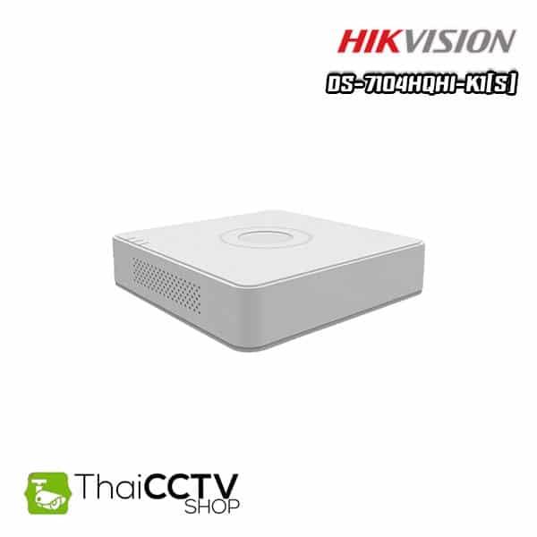 Hikvision DVR รุ่น DS-7104HQHI-K1(S)