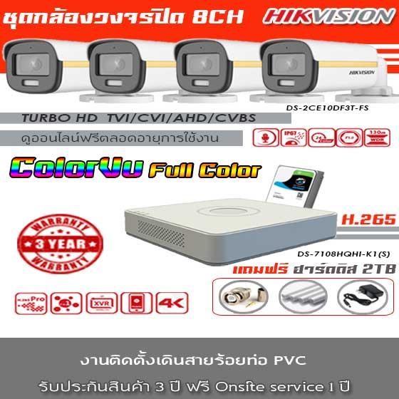 set-hikvision-2M-colorvu-8