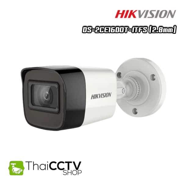 hikvision Camera DS-2CE16D0T-ITFS