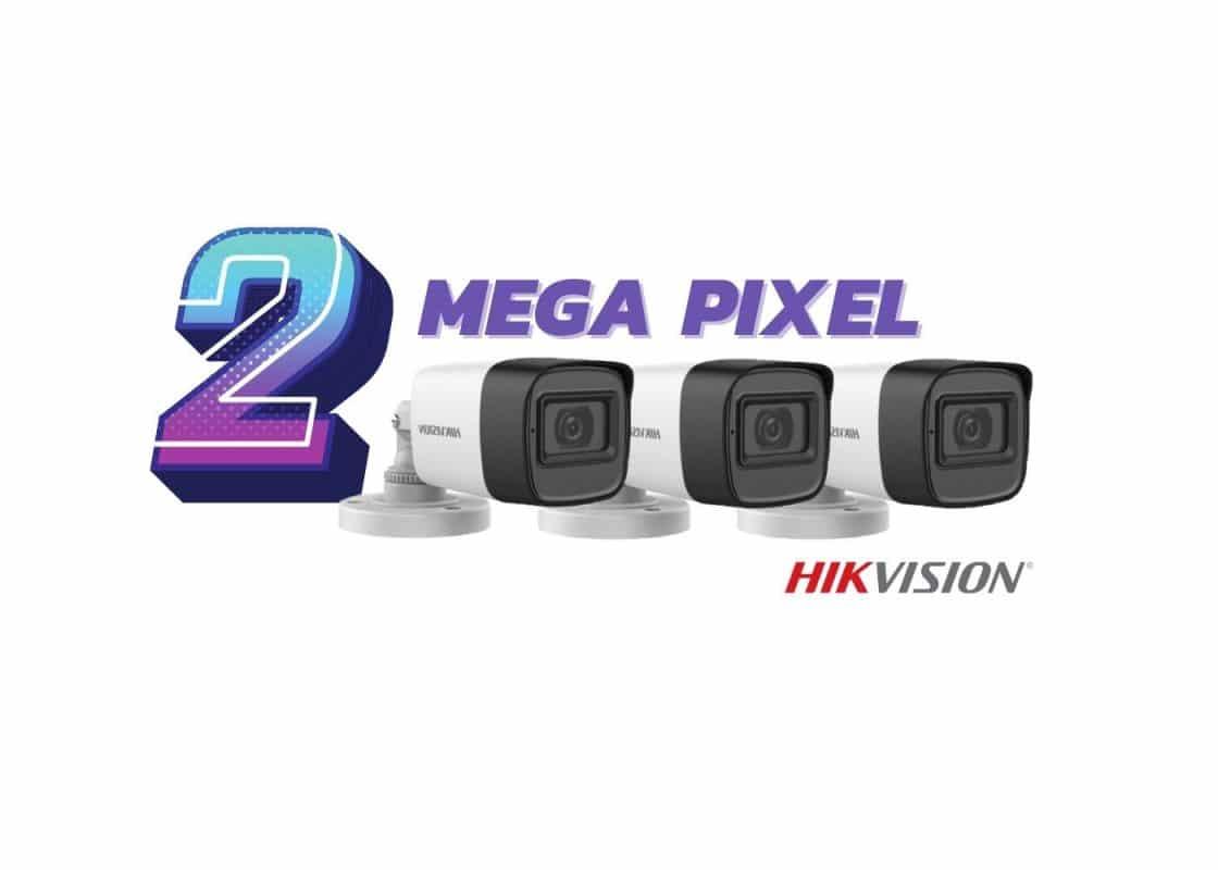 Hikvision 2mp