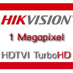 กล้องวงจรปิด Hikvision 1mp