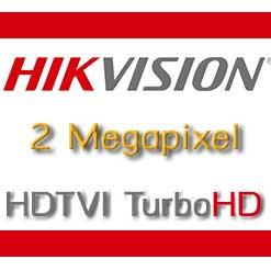 กล้องวงจรปิด Hikvision 2mp