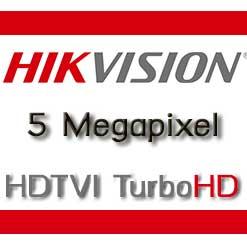 กล้องวงจรปิด Hikvision 5MP