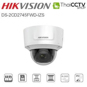 Hikvision 4mp cctv IP camera DS-2CD2745FWD-IZS