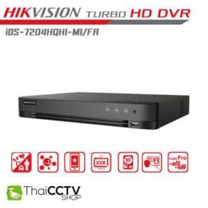 Hikvision DVR 4Ch iDS-7204HQHI-M1/FA