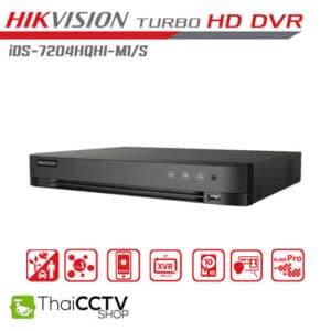 Hikvision DVR 4Ch iDS-7204HQHI-M1/S