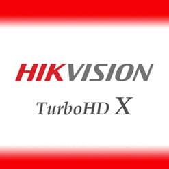 กล้องวงจรปิด Hikvision TurboHD X